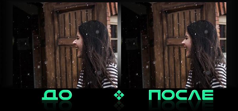 Фотошоп делает нос меньше в онлайн редакторе изображений