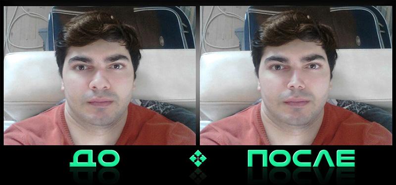 Как изменить нос в фотошопе творческой студии