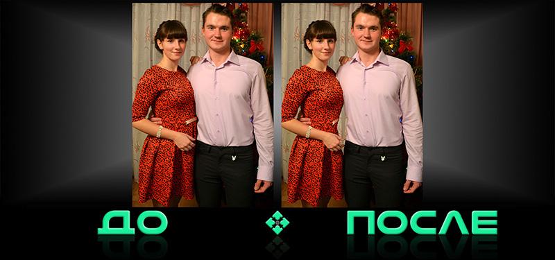 Фотошоп онлайн с эффектом похудения на русском в нашем редакторе изображений