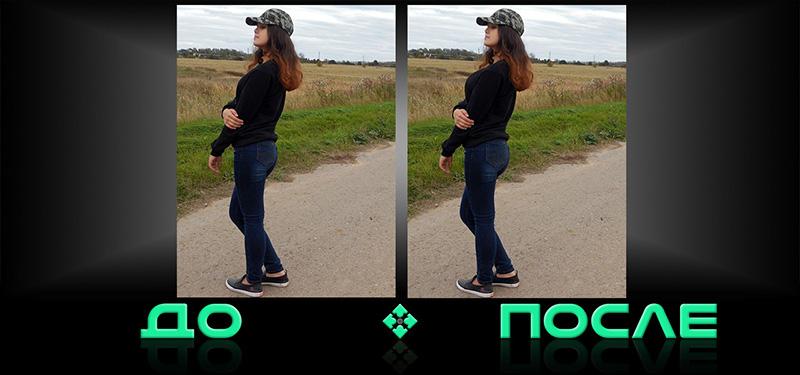 Онлайн фотошоп фигуры в бесплатном редакторе изображений
