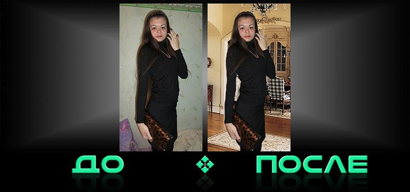 Фотошоп онлайн изменит задний фон в редакторе изображений