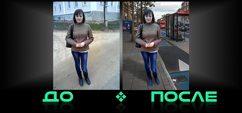 Фотошоп онлайн бесплатно сделал фон в редакторе изображений