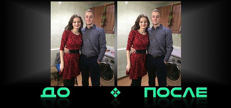 Фотошопная вырезка в онлайн редакторе изображений