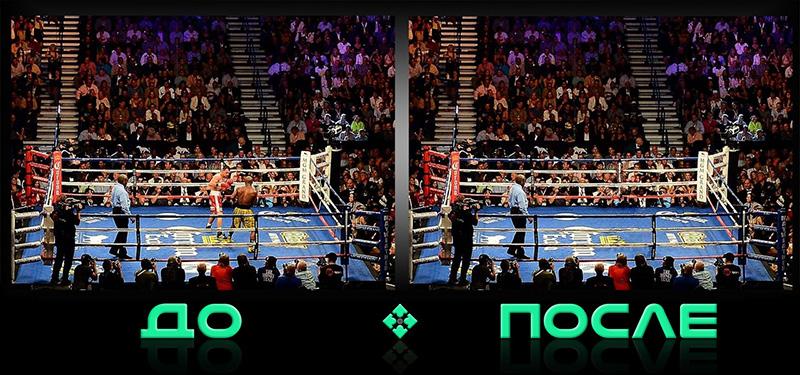 Фотошоп изменяет фото в онлайн редакторе изображений