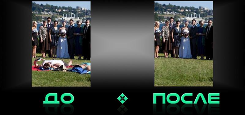 Фотошоп онлайн вырежет объект в редакторе Photo after