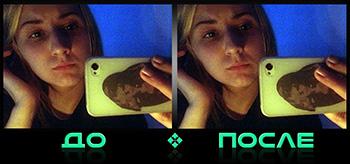 Как изменить форму носа в фотошопе творческой студии
