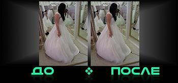 Добавить одежду на фото в онлайн редакторе изображений