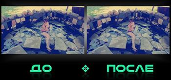 Онлайн фотошоп худение ног в нашем редакторе изображений