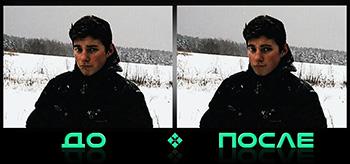 Пластика лица онлайн фотошоп в нашем редакторе изображений