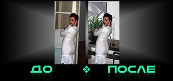 Фотошоп фотки в онлайн редакторе Photo after
