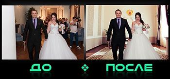 Фотошоп онлайн совмещение фотографий в творческой студии