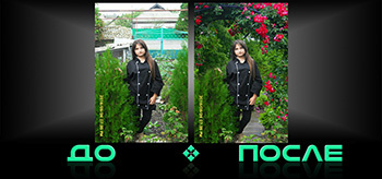 Фотошоп онлайн изменит фон сзади в творческой студии